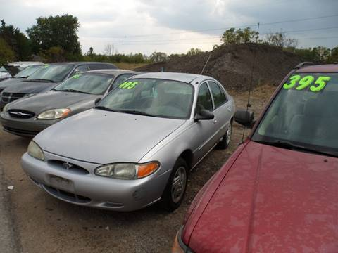 2002 Ford Escort for sale in Lancaster, OH