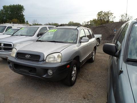 2001 Hyundai Santa Fe for sale in Lancaster, OH