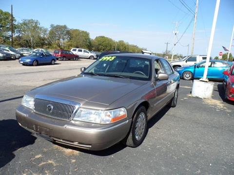 2003 Mercury Grand Marquis for sale in Lancaster, OH