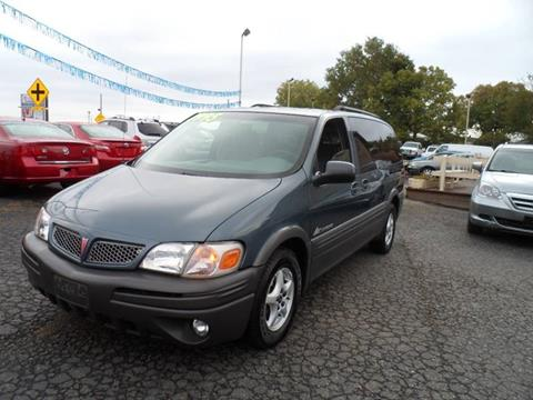 2004 Pontiac Montana for sale in Lancaster, OH