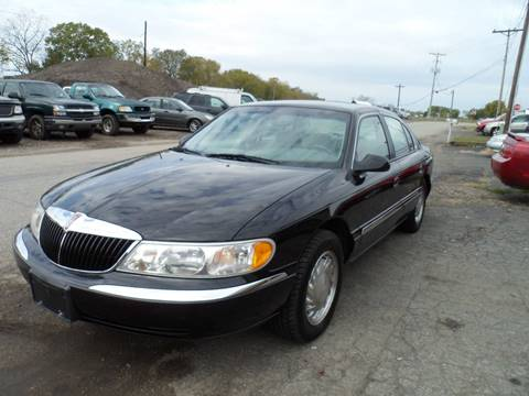 1998 Lincoln Continental for sale in Lancaster, OH