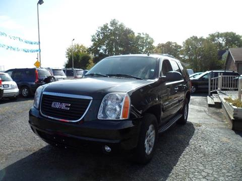 2008 GMC Yukon for sale in Lancaster, OH