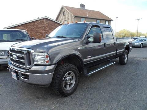 2005 Ford F-250 Super Duty for sale in Lancaster, OH