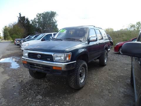 1994 Toyota 4Runner for sale in Lancaster, OH