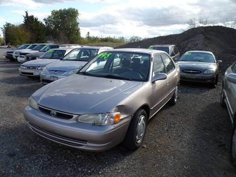 1998 Toyota Corolla for sale in Lancaster, OH