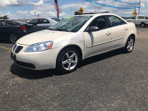 2008 Pontiac G6 for sale in Lancaster, OH