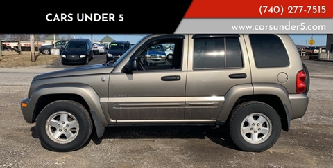 2004 Jeep Liberty for sale in Lancaster, OH