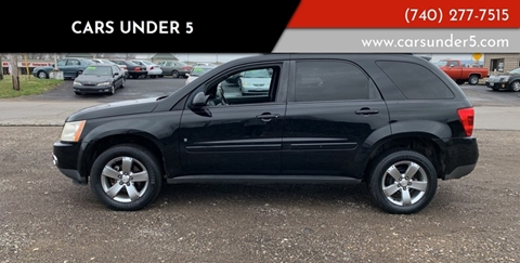 2006 Pontiac Torrent for sale in Lancaster, OH