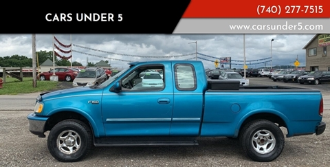 1997 Ford F-150 for sale in Lancaster, OH