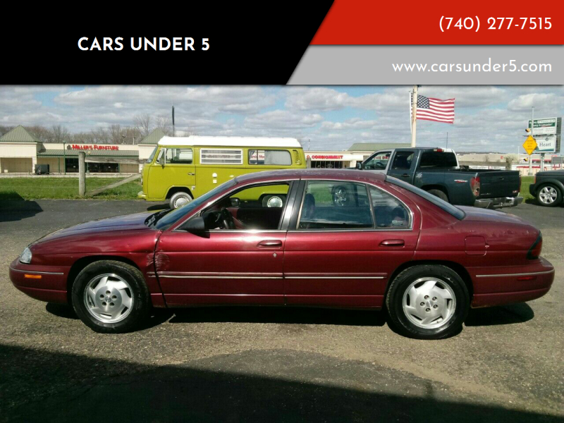 1998 Chevrolet Lumina LS Sedan FWD