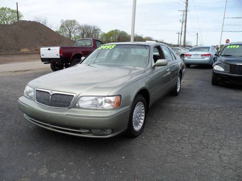 1997 Infiniti Q45 for sale in Lancaster, OH