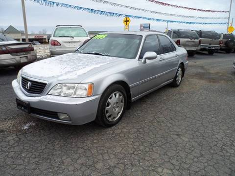 2004 Acura RL for sale in Lancaster, OH