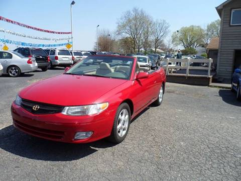 2000 Toyota Camry Solara for sale in Lancaster, OH