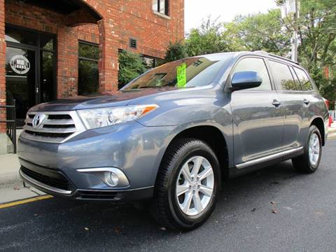 2011 Toyota Highlander for sale in Apex, NC