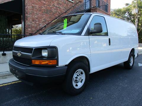 2012 Chevrolet Express Cargo for sale in Apex, NC