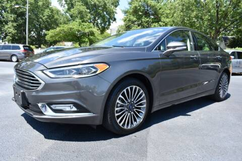 2018 Ford Fusion for sale at Apex Car & Truck Sales in Apex NC
