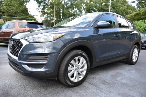 2019 Hyundai Tucson for sale at Apex Car & Truck Sales in Apex NC