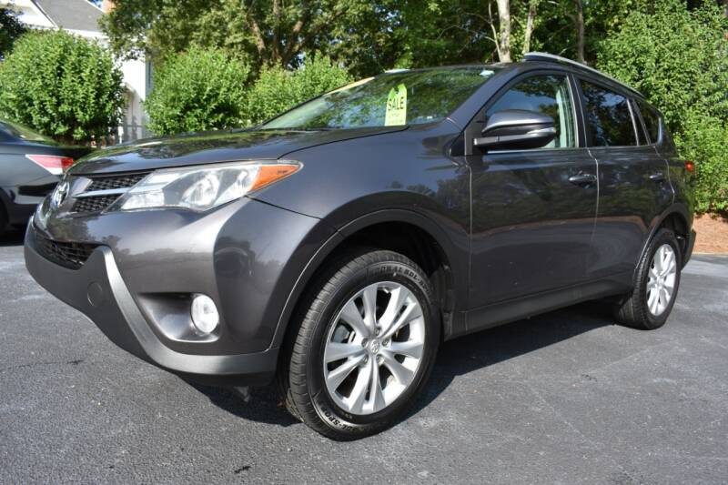 2014 Toyota RAV4 for sale at Apex Car & Truck Sales in Apex NC