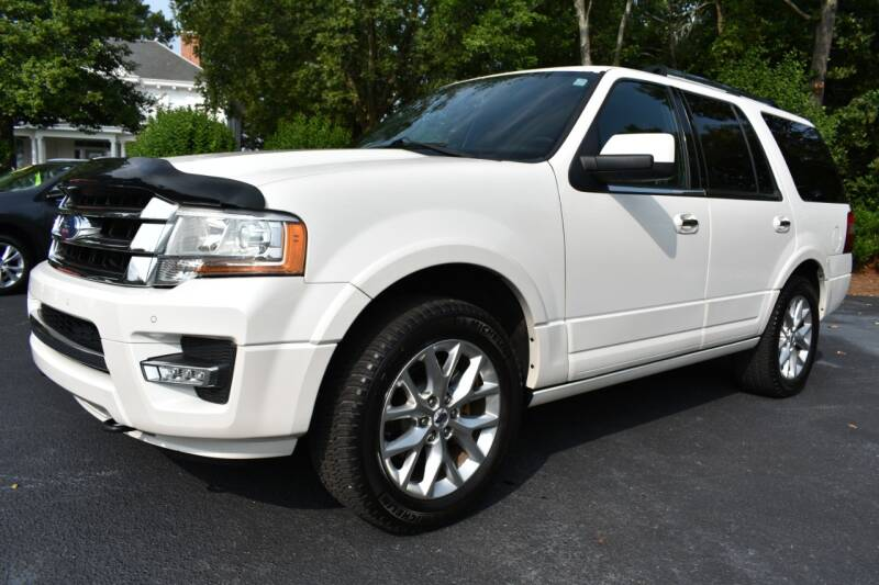 2015 Ford Expedition for sale at Apex Car & Truck Sales in Apex NC