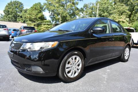 2012 Kia Forte for sale at Apex Car & Truck Sales in Apex NC