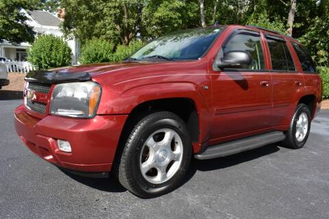 2006 Chevrolet TrailBlazer for sale at Apex Car & Truck Sales in Apex NC
