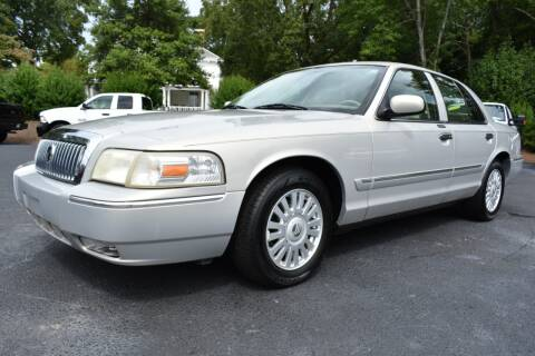 2008 Mercury Grand Marquis for sale at Apex Car & Truck Sales in Apex NC