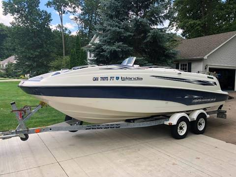 2001 Sea-Doo islandia for sale in Cleveland, OH