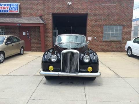 1959 Bentley S2