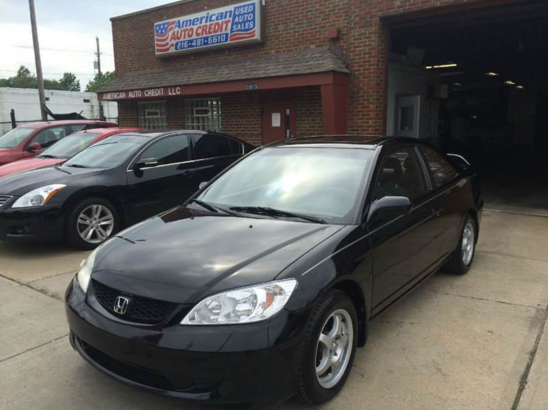 2004 Honda Civic EX 2dr Coupe - Cleveland OH