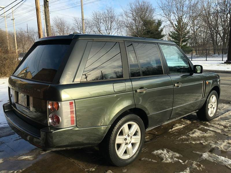 2005 Land Rover Range Rover HSE 4WD 4dr SUV - Cleveland OH