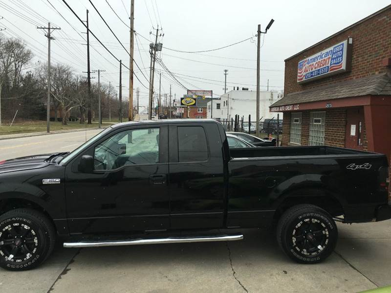 2008 Ford F-150 4x4 STX 4dr SuperCab Styleside 6.5 ft. SB - Cleveland OH