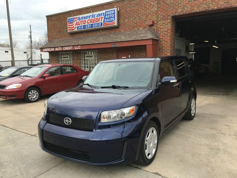 2008 Scion xB 4dr Wagon 4A - Cleveland OH