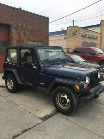 2000 Jeep Wrangler SE 2dr 4WD SUV - Cleveland OH