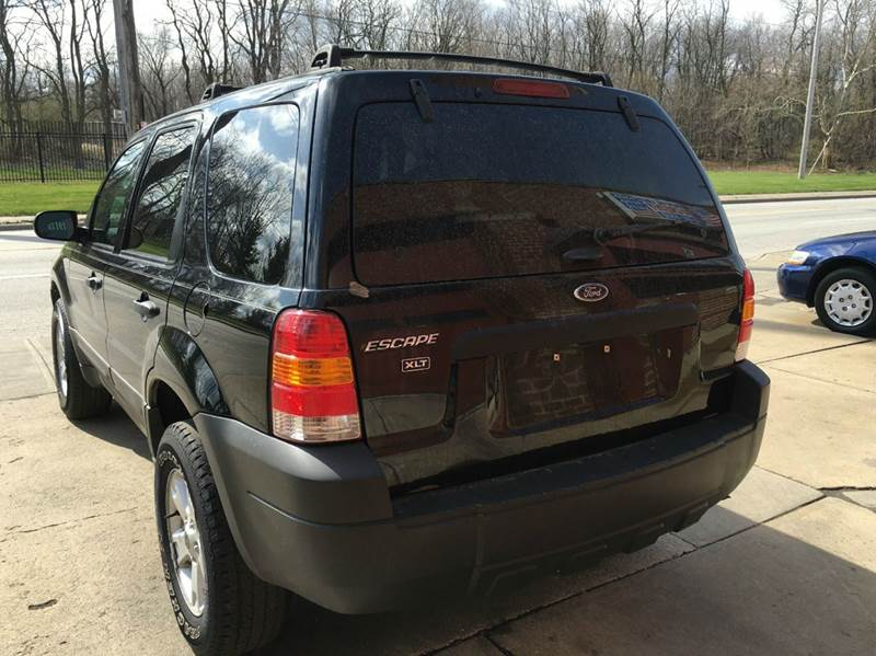 2007 Ford Escape XLT 4dr SUV I4 - Cleveland OH