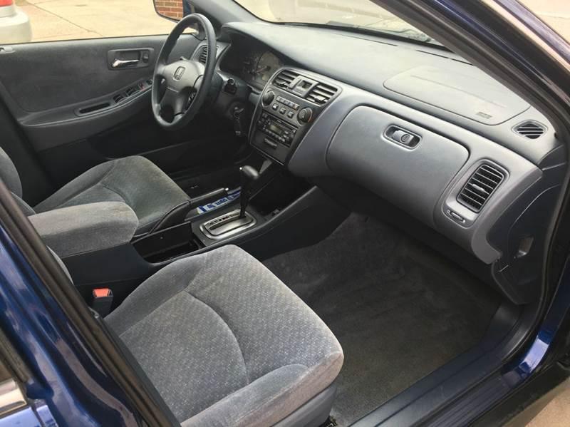 2001 Honda Accord LX 4dr Sedan - Cleveland OH