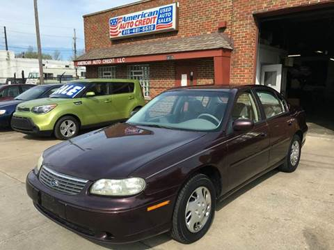 1998 Chevrolet Malibu for sale in Cleveland, OH