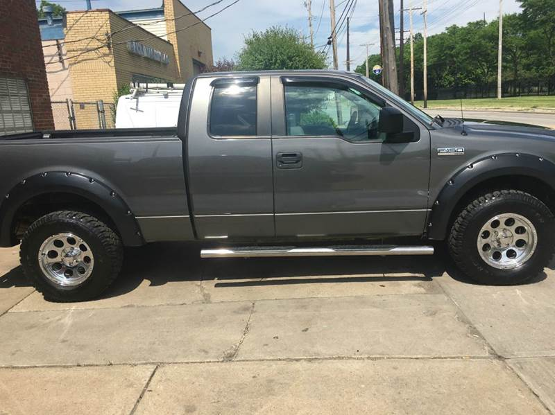 2007 Ford F-150 STX 4dr SuperCab 4WD Styleside 6.5 ft. SB - Cleveland OH