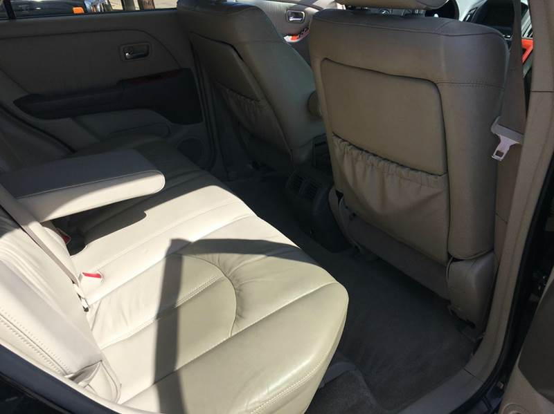 2002 Lexus RX 300 AWD 4dr SUV - Cleveland OH