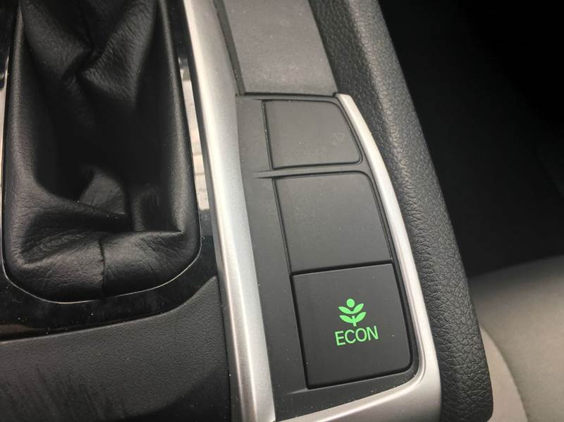 2016 Honda Civic LX 4dr Sedan CVT - Cleveland OH