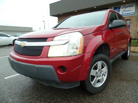 2006 Chevrolet Equinox for sale at Flywheel Motors, llc. in Olive Branch MS