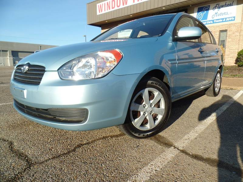 2010 Hyundai Accent for sale at Flywheel Motors, llc. in Olive Branch MS