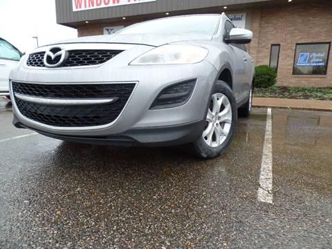 2011 Mazda CX-9 for sale at Flywheel Motors, llc. in Olive Branch MS