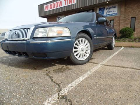 2011 Mercury Grand Marquis for sale at Flywheel Motors, llc. in Olive Branch MS