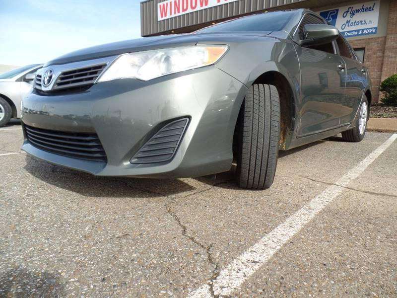2012 Toyota Camry for sale at Flywheel Motors, llc. in Olive Branch MS