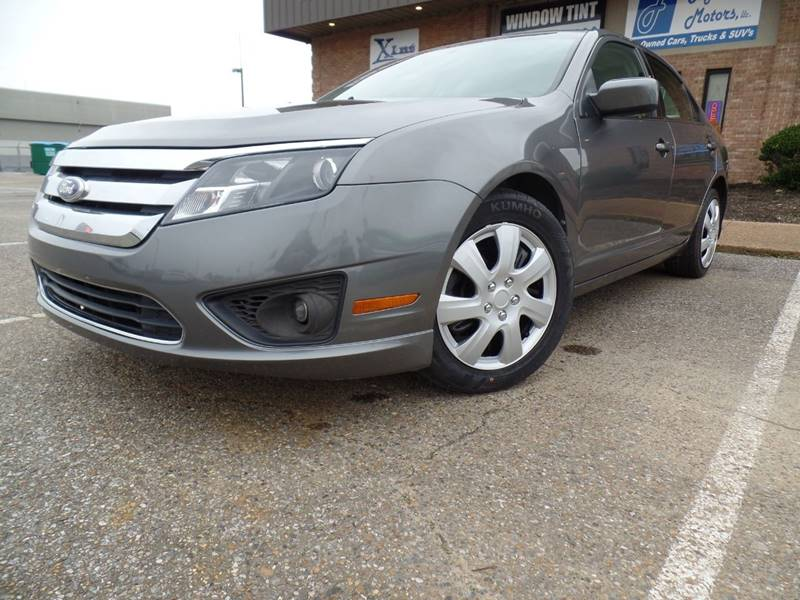 2010 Ford Fusion for sale at Flywheel Motors, llc. in Olive Branch MS