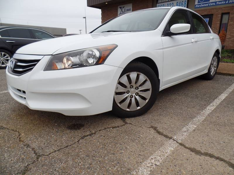 2012 Honda Accord for sale at Flywheel Motors, llc. in Olive Branch MS