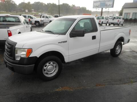 2012 Ford F-150 for sale at Benton Truck Sales in Benton AR