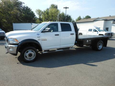 2017 RAM Ram Chassis 5500 for sale at Benton Truck Sales - Flatbeds in Benton AR