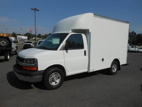 2016 Chevrolet Express Cutaway for sale at Benton Truck Sales - Box Vans in Benton AR