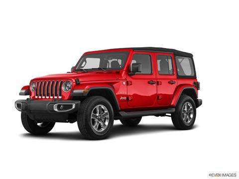 2019 Jeep Wrangler Unlimited for sale in Rockaway, NJ